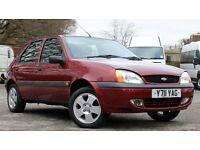 2001 Ford Fiesta, 9 Months MOT, 87000, Good Learner car, Needs some work.