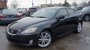 2006 Lexus IS 350 IS350 IS 350 * LEATHER * SUNROOF * 306HP