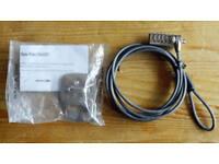 Laptop cable lock - Targus Defcon CL