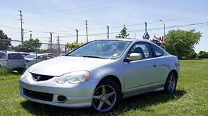 2004 Acura RSX * TYPE-S TYPE S * 6 SPEED MANUAL * LEATHER * SUNR