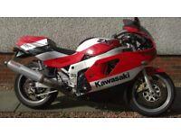 Kawasaki ZXR750H2