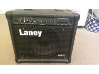 Laney Guitar Amplifier - 30W HCM30R Hardcore MAX