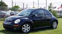 2007 Volkswagen New Beetle AUTO LEATHER SUNROOF 2.0L