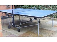 OUTDOOR INDOOR PROFESSIONAL TABLE TENNIS TABLE PING PONG