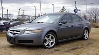 2004 Acura TL DYNAMIC 6 SPEED MANUAL LOW KMS!!