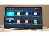40 inch sharp smart tv
