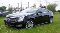 2011 Cadillac CTS 2 DR NAVIGATION AWD FULLY LOADED