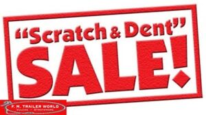2017 Royal Cargo 2017 & 2018 Scratch & Dent Sale up to 15% OFF