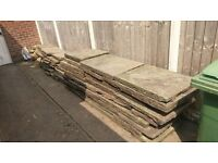 Yorkshire Stone Flags for Patio or Drive