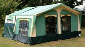 Conway Countryman Folding Camper 2004 like pennine Fiesta trailer tent