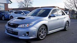 2012 Subaru WRX STi STI * SEDAN * 6 SPEED MANUAL *  AWD