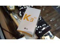 brand new lg k3