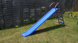 Children's slide with extension