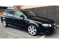 Audi B7 S4 Avant 2005, Manual, 4.2 V8, very clean, 12 months MOT. BOSE, RECARO, Sunroof