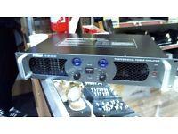 prosound 1600 power amplifier