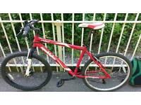 "Swap 18"" bike for bigger bike"