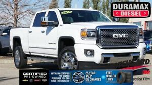 2016 GMC SIERRA 2500HD Denali| Sun| Nav| H/C Leath| Heat Wheel|