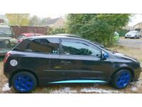 Black Fiat Stilo 1.6 Petrol