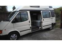 Ford Camper Van Duetto 2 Berth