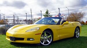 2008 Chevrolet Corvette CONVERTIBLE * 6.2 L * 430 HP *