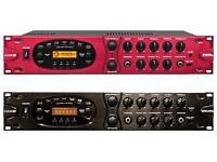 Line 6 XT Pro Bass & Guitar Pods.