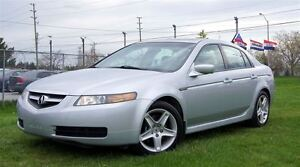 2005 Acura TL Dynamic 6 Speed Manual Navigation