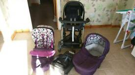 Mammas and Pappas Travel System