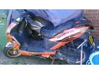Sinnis Nitro 125cc 2011