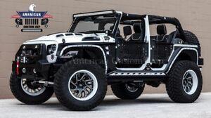 Jeep Wrangler Unlimited 4 Door Ebay