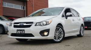 2013 Subaru Impreza 2.0i w/Limited Pkg,Low KMs Navi,Cam,Bluetoot