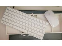 Apple Keyboard and Mouse - BRAND NEW-