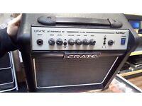 CRATE FLEXWAVE 15 WATT AMP