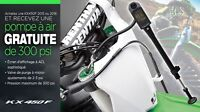 2016 Kawasaki KX450F Suspension SFFAir tac