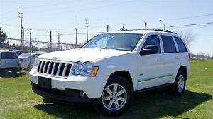 2008 Jeep Grand Cherokee 4X4-DIESEL-LEATHER-SUNROOF-DVD