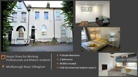 1 bedroom in Marlborough Road, Gillingham, ME7 (#1173005)