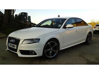 Extremely well presented Audi A4 S Line