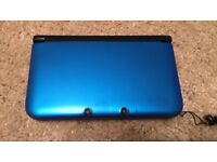 3DS Xl Console with Games and Accessories