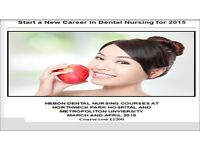 DENTAL NURSING COURSES STARTING IN APRIL AT DENTALINKS!