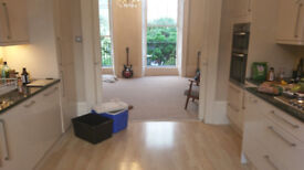 beautiful big airy flat to rent in freemantle square, kingsdown - short term let for two months
