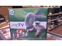 LEAPFROG TV VIDEO GAMING