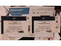 Drake - The Boy Meets World Tour Tickets
