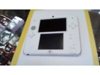 nintendo 2ds hand held console