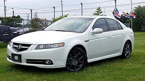 2008 Acura TL TYPE-S NAVIGATION LEATHER FINANCING AVAILABLE
