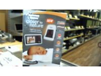TOMMEE TIPPEE CLOSER TO NATURE DIGITAL VIDEO MONITOR WITH MOVEMENT SENSOR PAD