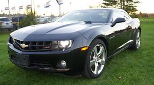 2010 Chevrolet Camaro 2LT * RS * LEATHER * 6 SPEED MANUAL