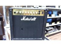 MARSHALL MG SERIES 15 DFX AMPLIFIER