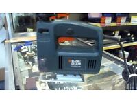 BLACK AND DECKER 370 WATT JIGSAW