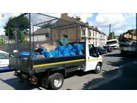 MAN AND VAN RUBBISH/WASTE COLLECTED/CLEARANCES CHEAPER THAN A SKIP 07391094711 SAMEDAY SERVICE .