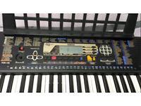 yamaha music keyboard psr195