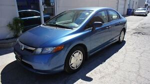 2008 Honda Civic 4 DOOR, 5 SPEED